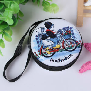 Top Quality Wholesale Cheap Small Lovely Durable Round Coin Purse pictures & photos
