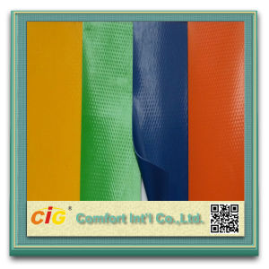 1000d PVC Tarpaulin PVC with Polyester Tarpaulin Materials pictures & photos