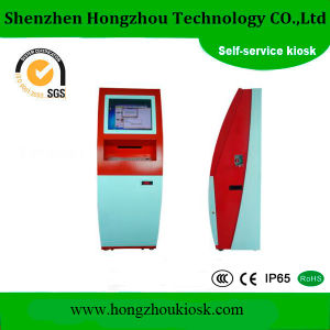 Health Care Multifunction Self Service Kiosk with Card Reader Kiosk pictures & photos