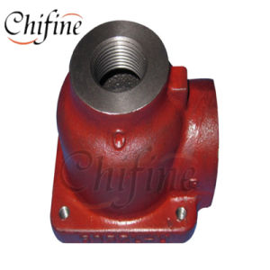China Metal Gray/Grey/Ductile /Wrough/Casting/Cast Iron for Machinery Casting Part pictures & photos