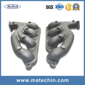 Foundry Custom Turbo Exhaust Manifold Iron Casting pictures & photos