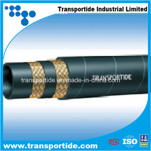 Flexible Hydraulic Rubber Hoses 1sn 2sn pictures & photos