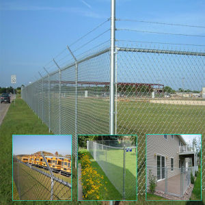 Galvanized Fencing for Farm Protection pictures & photos