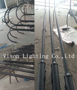 Steel Light Pole Garden Lighting Pole
