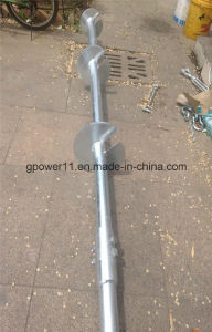 Ground Screw Helix Earth Pole pictures & photos