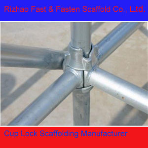 High Strength Construction Scaffolding System Cuplock Scaffold Parts (FF-C003) pictures & photos