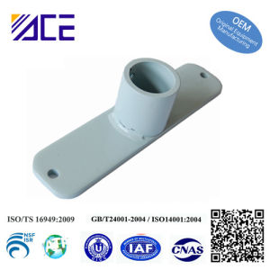 Steel Stamped and Deep Drawing Textile Machinery Parts pictures & photos