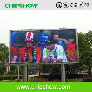 Chipshow Waterproof Outdoor P13.33 LED Advertising Sign pictures & photos