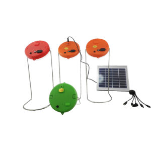 High Quality Desk Table Solar LED Reading Light Hand Lamp From ISO Factory pictures & photos