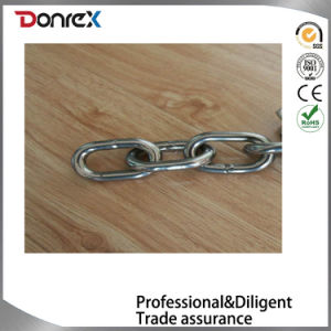 Stainless Steel Long Link Chain with DIN763 Standard pictures & photos