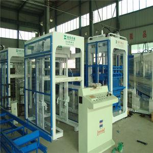 Automatic Concrete Hollow Block Machine (XH08-15)