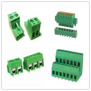 Screw Pluggable PCB Terminal Block Connector pictures & photos