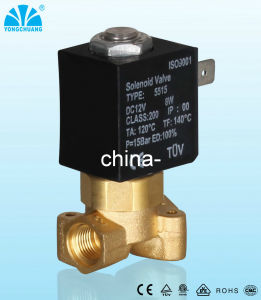 Ceme Mini Solenoid Valve Big Flowrate Low Pressure for Coffee Machine