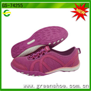 Women Casual Shoes Factory (GS-74255) pictures & photos