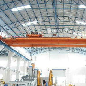 Electric Overhead Cranes & 20 Ton Overhead Cranes pictures & photos