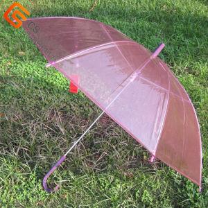 17 Inch Auto Open Poe Child Rain Umbrella (YS001) pictures & photos