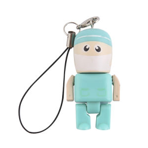 Robot USB Flash Drive (USB 2.0) pictures & photos