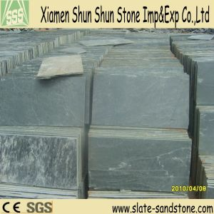 Hot Sell Green Slate Tiles for Flooring pictures & photos