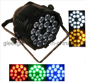 18*10W RGBWA 5in1 LED High Power Indoor Multi PRO PAR64 Light