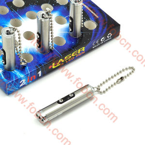 Laser Pointer with LED (2128)