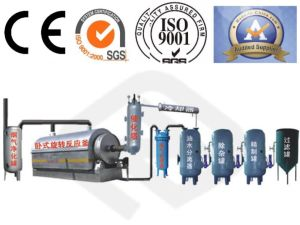 Distillation Equipment Using Waste Tyres to Produce Fuel Oil pictures & photos