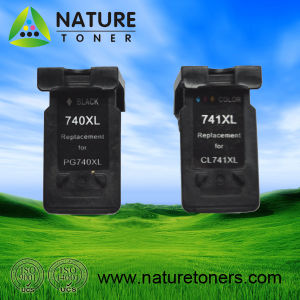 Remanufactured Ink Cartridge for Canon (PG-740XL, CL-741XL) pictures & photos