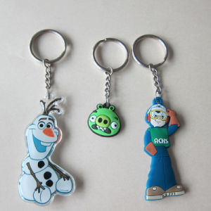 Promotion Gift Engraved Photo Key Chain Car Keyring pictures & photos