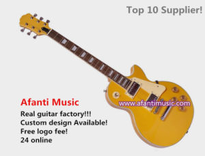 Afanti Lp Custom Style Electric Guitar (AT-151) pictures & photos