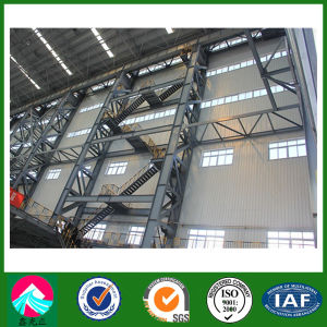 Prefabricated Steel Structure Building pictures & photos