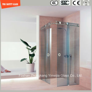 Adjustable Stainless Steel & Aluminium Frame 6-12 Tempered Glass Sliding Simple Shower Room, Shower Enclosure, Shower Cabin, Bathroom, Shower Screen pictures & photos