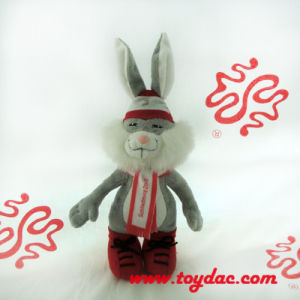 Plush Dress Rabbit Doll pictures & photos