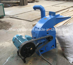 Gold Supplier Wood Waste Crusher Machine pictures & photos