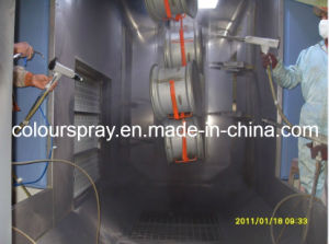 Car Wheel Powder Coating Line pictures & photos