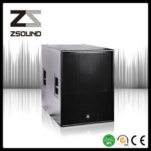 Professional Passive Stage Subwoofer Speaker Line Array pictures & photos
