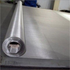 304 Stainless Steel Woven Wire Fabric Metal Mesh pictures & photos