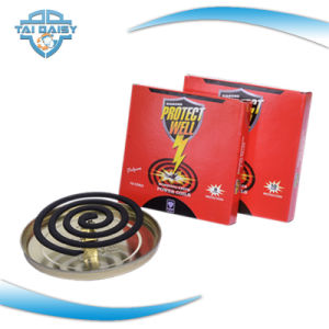 Black Mosquito Coil for Killing Mosquito Bring Well Sleep pictures & photos