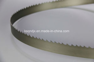 M51 Bimetal Band Saw Blades for Cutting Steel Pipe pictures & photos