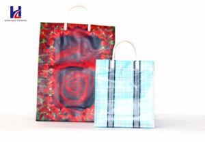 Environmental Protection Non-Woven Handheld Shopping Bag pictures & photos