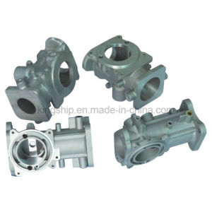 CNC Machined Parts After Casting Processing pictures & photos