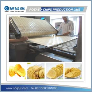 Full Automatic Compound Potato Chips Processing Line pictures & photos