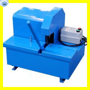 Saw Blade Rubber Hose Cutting Machine Hydraulic Hose Cutter pictures & photos