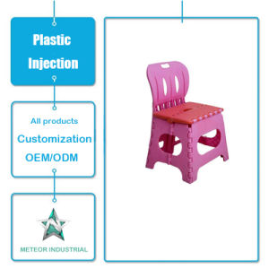 Customized Homeware Plastic Items Folding Chair Plastic Injection Moulded Parts pictures & photos