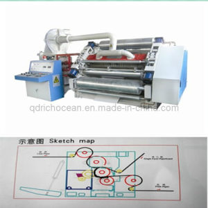 Vacuum Corrugated Paperboard Single Facer Machine pictures & photos