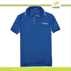 China custom sport golf shirt dry fit material polo shirt for Custom dry fit polo shirts