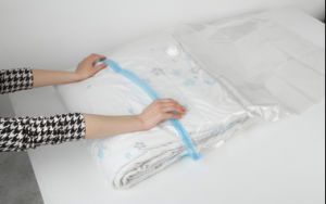 Clothes Package High Quality Vacuum Storage Bag pictures & photos