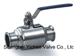 Stainless Steel Clamped Ends 1000wog Ball Valves (Q81F) pictures & photos