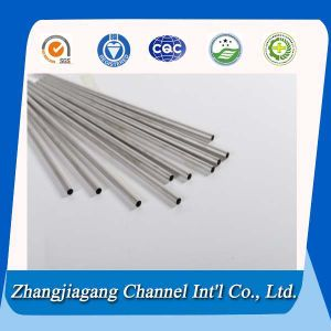 Thin Wall Small Diameter DIN 1.4301 Stainless Steel Tube/Pipe pictures & photos