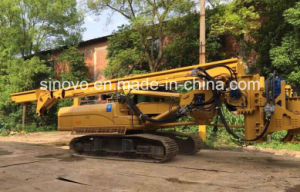 TR200D Rotary Drilling Rig on CAT Base pictures & photos