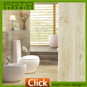 High Quality Wood Design Wheat Glazed Porcelain Floor Tiles (CZ9968)