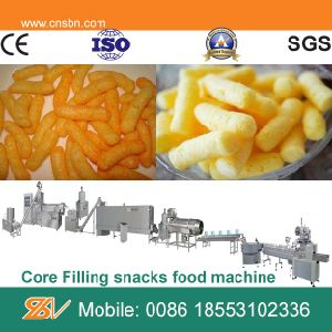 Automatic Commercial Crispy Cheetos Processing Machine pictures & photos